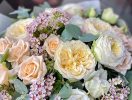 Какие цветы подарить девушке на 14 февраля?